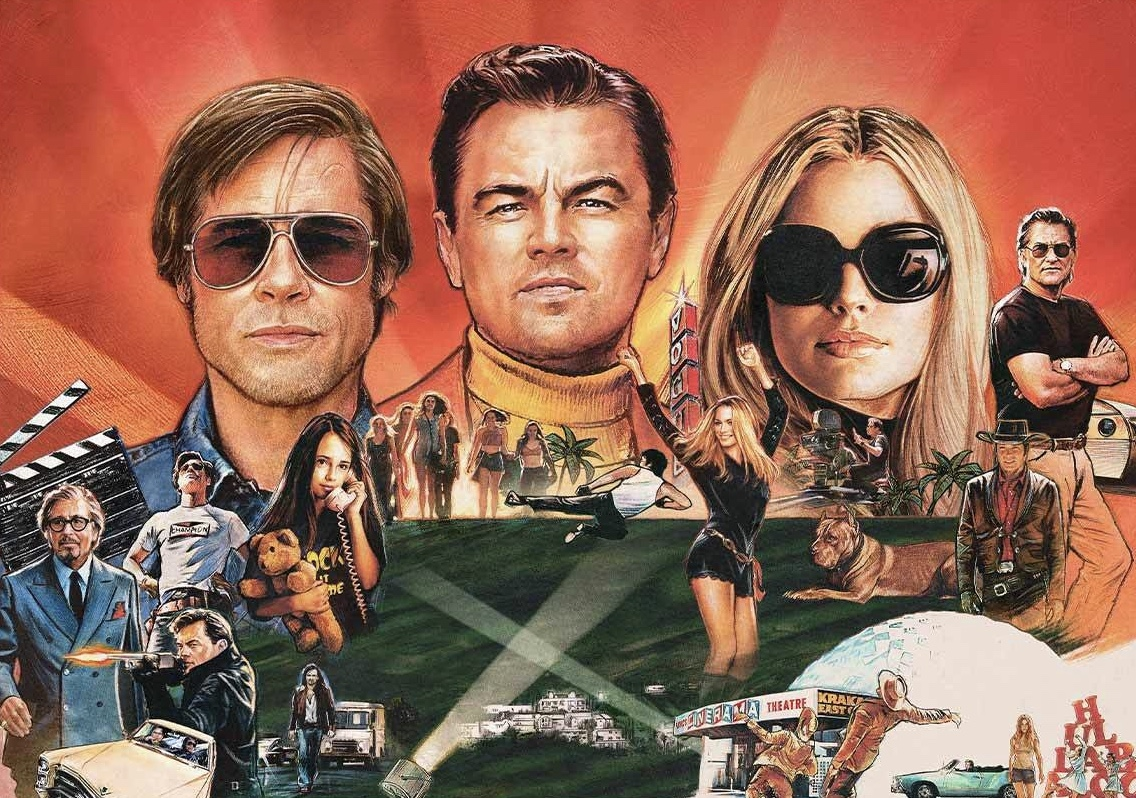 Once Upon A Time In Hollywood Overindulgent With Little Payoff